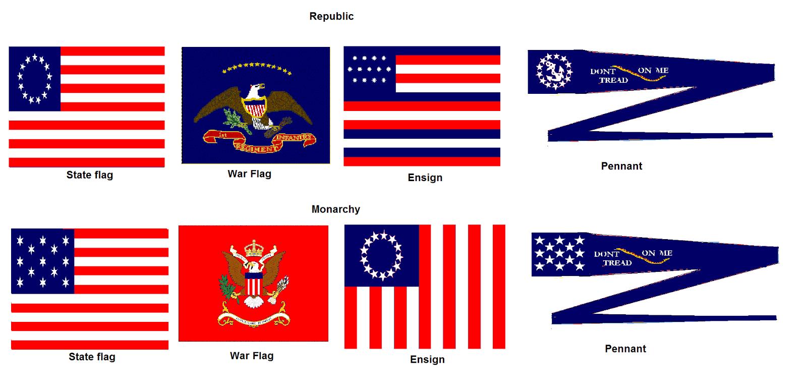 Sam's Ramblings : Empire Total War (game flags)