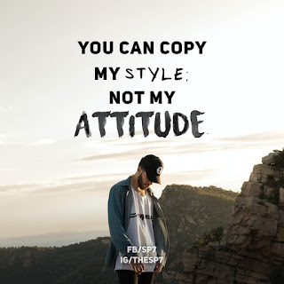 Attitude Quotes Whatsapp DP For Boy