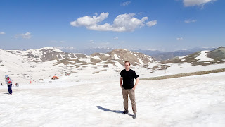 Sven in Iran