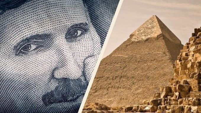 Por que Nikola Tesla era obcecado pelas pirâmides egípcias