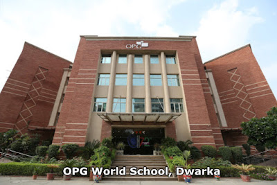 OPG World School, Dwarka
