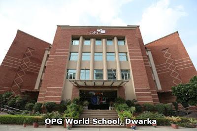 OPG World School, Dwarka