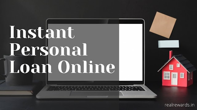 How to get instant personal loan online