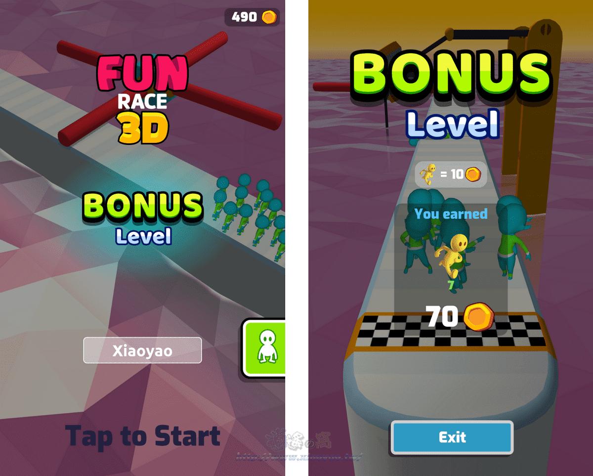 Run Race 3D 火柴人極限賽跑
