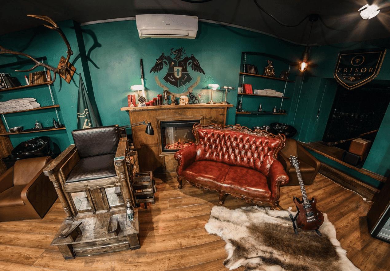 Frisor Barbershop Odesa IV , Барбершоп Одесса
