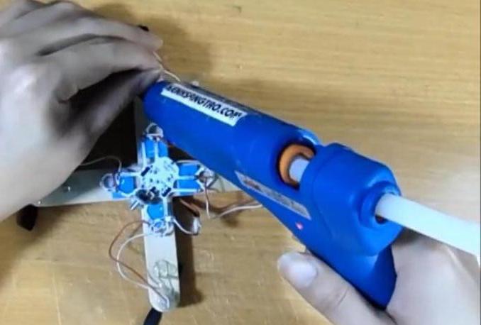 Cara Membuat Drone Sederhana Menggunakan Drone Bekas