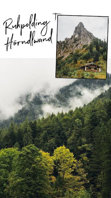 Ruhpolding  - Hörndlwand  Wandern Bayerische Alpen  Wanderung-Ruhpolding  Bergtour-Bayern  Wandern-im-Chiemgau 22