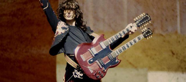 Guitarra de Jimmy Page Gibson EDS-1275 Doubleneck