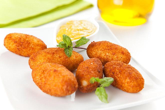 Receta Vegana Vegetariana de Croquetas de Zanahoria