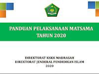 JUKNIS DAN PEDOMAN MATSAMA T.P 2020/2021