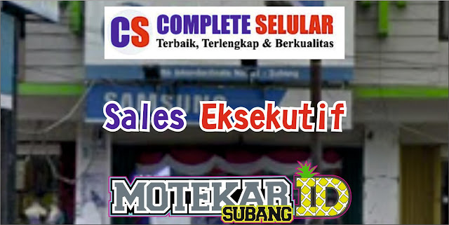 Info Loker Sales Eksekutif PT. MEDIA SELULAR INDONESIA April 2019