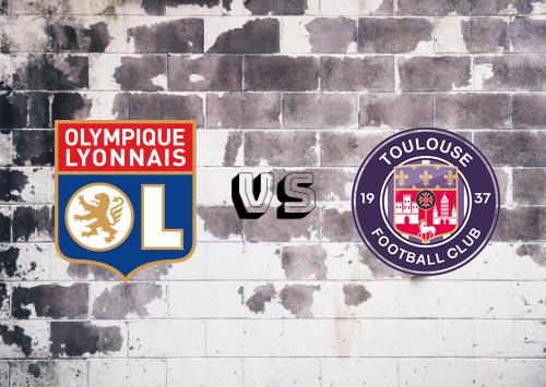 Olympique Lyonnais vs Toulouse  Resumen