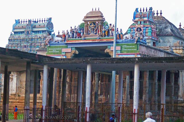 Chidambaram Thillai Natarajar Temple