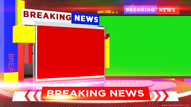 MTC Tutorials: Adobe After Breaking News Free Template And