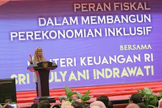 Kuliah Umum Sri Mulyani Indrawati di Unsyiah Tahun 2017