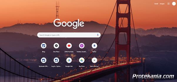 Google Chrome المتصفح المفضل للجميع