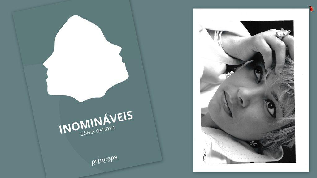 O romance de estreia da publicitária Sonia Gandra, Inomináveis, conta com todos os elementos de uma boa trama.