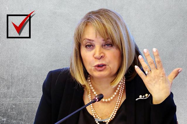 Выездное голосование за поправки в Конституцию: как Э. Памфилова обманывает журналистов