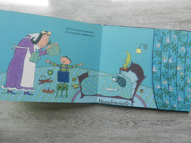 || Un loup gros comme ça (Présentation & Avis)(Chut, les enfants lisent # 58)