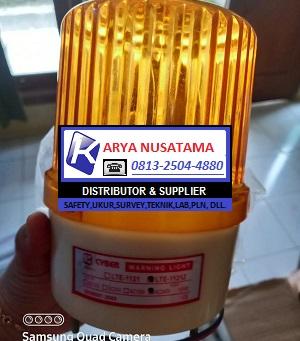 Jual LTE 1121 Kuning Lampu Darurat di Makasar
