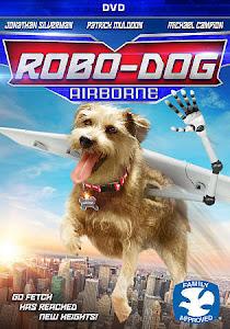 Robo-Dog: Airborne Poster