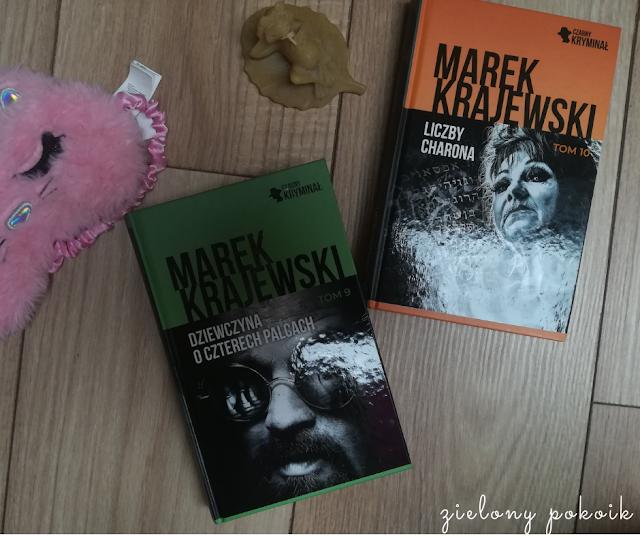 Kulturalnie: Marek Krajewski - Dziewczyna o czterech palcach. Liczby Charona