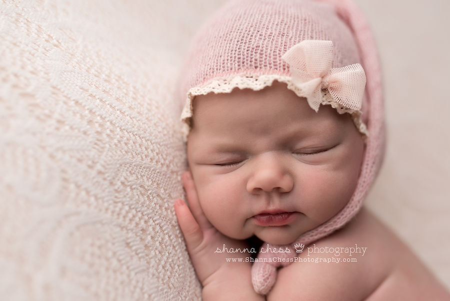 eugene oregon newborn portraits