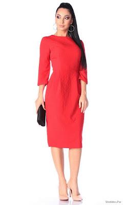 Vestidos Rojos Elegantes Cortos