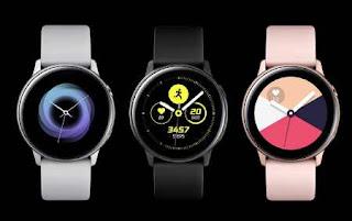 Jam Tangan Pintar Samsung Galaxy Watch Active