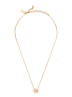 Mother's Day Gift Guide Kate Spade Infinity & Beyond Infinity Mini Pendant