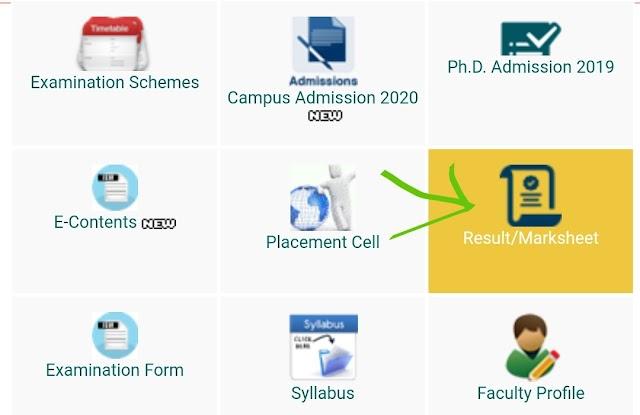 Rmlau Result 2020 : राम मनोहर लोहिया अवध विश्वविद्यालय रिजल्ट 2020 कैसे देखें ।