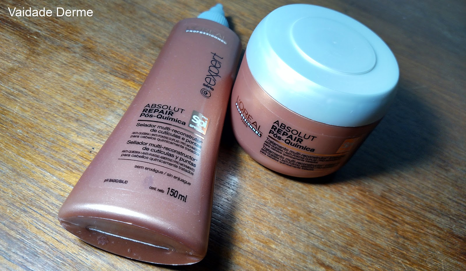 L'Oréal Professionnel Absolut Repair Pós Química