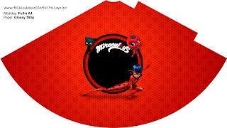 Miraculous Ladybug Free Printable Hat