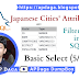 HackerRank: [SQL Basic Select] (5/20) JAPANESE CITIES' ATTRIBUTES | Filtering in SQL