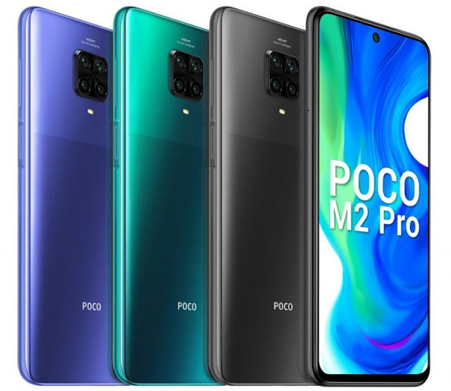 POCO M2 Pro Launched With 6.67inch FHD+ Display, 6GB RAM, 5000mAh battery