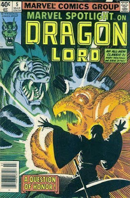 Marvel Spotlight #5, Dragon Lord