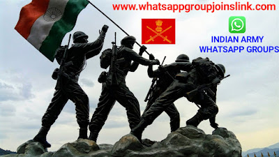 Join Indian Army WhatsApp Group Joins Link