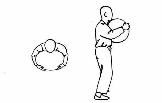 練好太極混元樁的六大要領及注意事項(打通經絡)