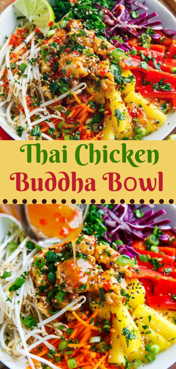 Healthy Recipes | Thai Chicken Buddha Bоwl, Healthy Recipes For Weight Loss, Healthy Recipes Easy, Healthy Recipes Dinner, Healthy Recipes Pasta, Healthy Recipes On A Budget, Healthy Recipes Breakfast, Healthy Recipes For Picky Eaters, Healthy Recipes Desserts, Healthy Recipes Clean, Healthy Recipes Snacks, Healthy Recipes Low Carb, Healthy Recipes Meal Prep, Healthy Recipes Vegetarian, Healthy Recipes Lunch, Healthy Recipes For Kids, Healthy Recipes Crock Pot, Healthy Recipes Videos, Healthy Recipes Weightloss, Healthy Recipes Chicken, Healthy Recipes Heart, Healthy Recipes For One, Healthy Recipes For Diabetics, Healthy Recipes Smoothies, Healthy Recipes For Two, Healthy Recipes Simple, Healthy Recipes For Teens, Healthy Recipes Protein, Healthy Recipes Vegan, Healthy Recipes For Family, Healthy Recipes Salad, Healthy Recipes Cheap, Healthy Recipes Shrimp, Healthy Recipes Paleo, Healthy Recipes Delicious, Healthy Recipes Gluten Free, Healthy Recipes Summer, Healthy Recipes Vegetables, Healthy Recipes Diet, Healthy Recipes No Meat, Healthy Recipes Asian, Healthy Recipes On The Go, Healthy Recipes Fast, Healthy Recipes Ground Turkey, Healthy Recipes Rice, Healthy Recipes Mexican, Healthy Recipes Fruit, Healthy Recipes Tuna, Healthy Recipes Sides, Healthy Recipes Zucchini, Healthy Recipes Broccoli, Healthy Recipes Spinach,  #healthyrecipes #recipes #food #appetizers #dinner #thai #chicken #bowl