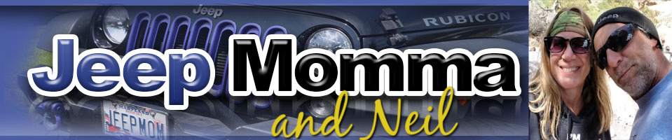Jeep Momma - Blog