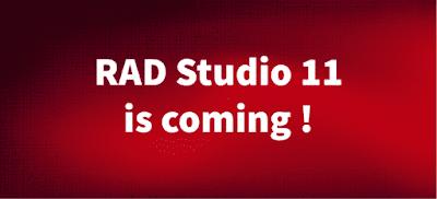 RAD Studio is coming