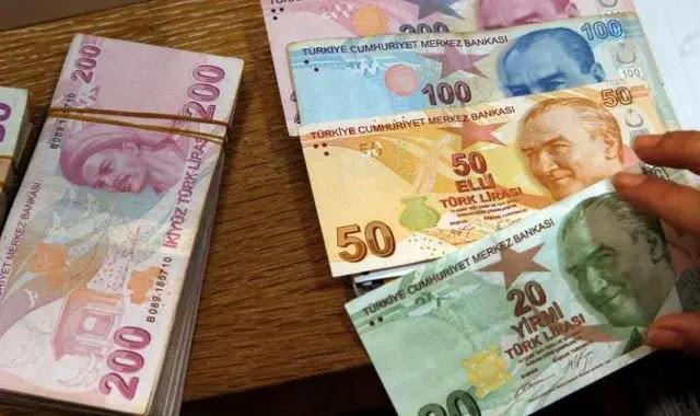 سعر صرف الليرة التركية اليوم الخميس 10/12/2020