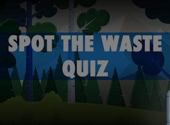 spot the waste quiz all answers 100% score