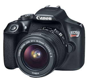 New Canon EOS 1300D / Rebel T6 DSLR Camera Released