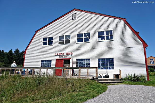 Land's End Gift Shop en Maine