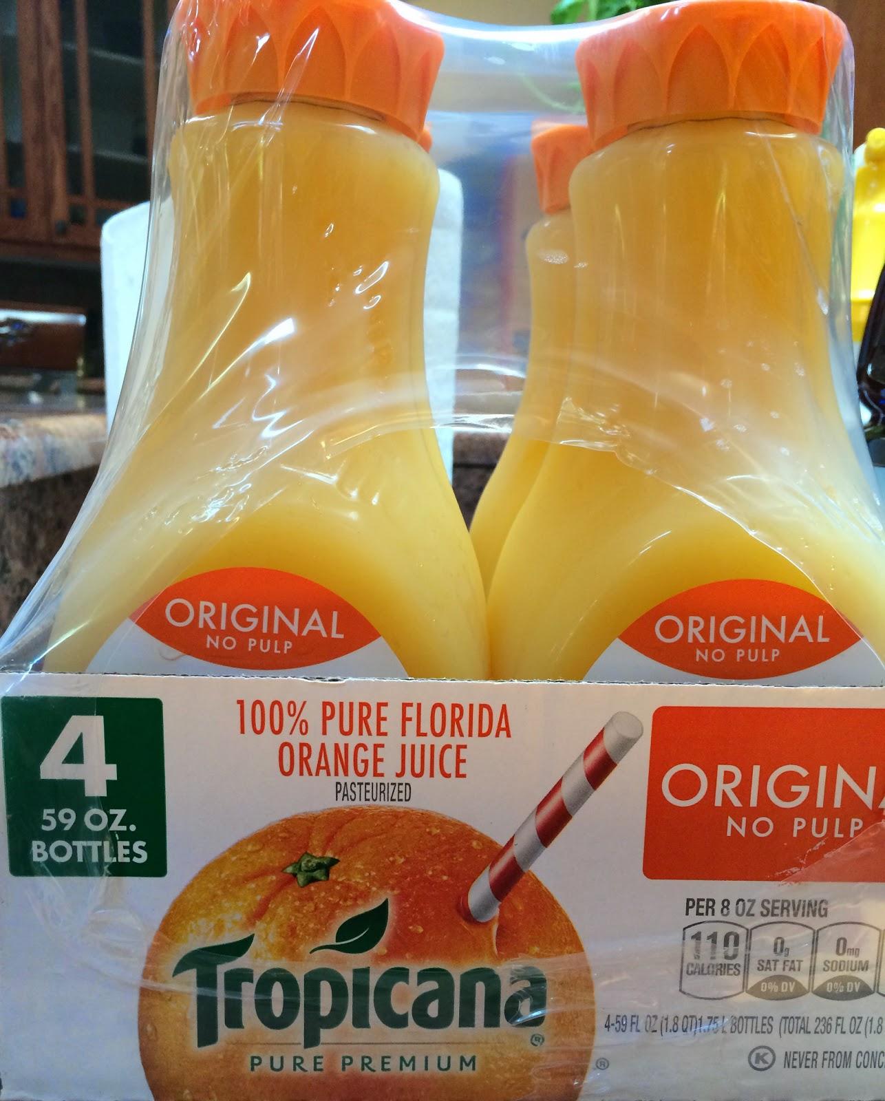 Prairie Farms Orange Juice 1/2 Gallon - Lou Perrines