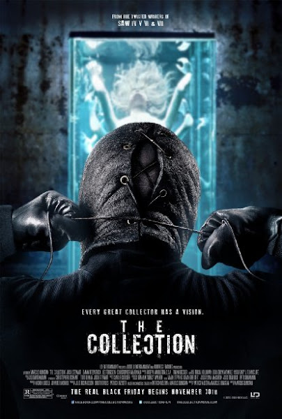 Poster of The Collection 2012 720p Hindi BRRip Dual Audio Full Movie Download