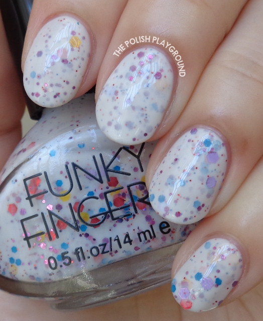 The Polish Playground: Funky Fingers Jawbreaker