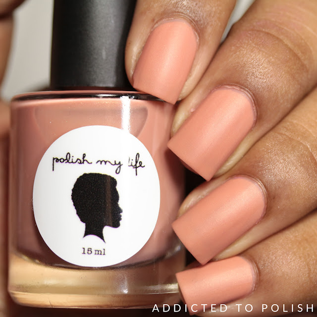 Polish My Life Pussycat Thank You for Being a Friend Collection