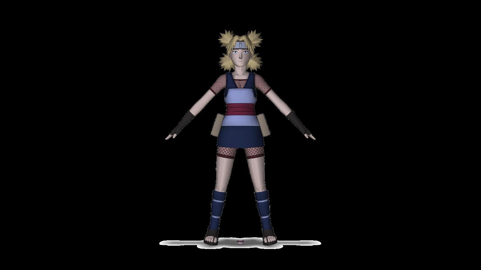 Naruto Shippuden Anime Kage